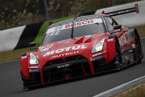 """Nissan's Quintarelli """"frustrated"""" with third-place finish"""