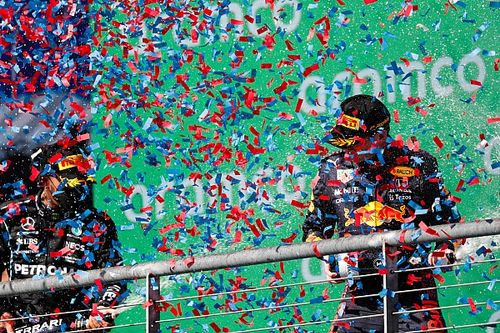 The key details that boosted Red Bull and held back Hamilton in Verstappen's USA victory