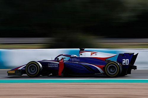 """Trident soddisfatta dei test F2 a Jerez: """"Il primo bilancio per Alesi e Fuoco è positivo"""""""