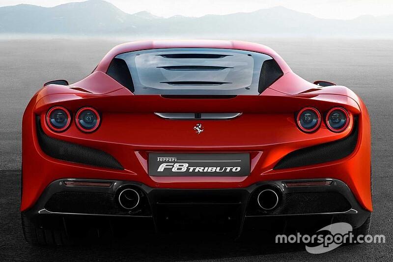 Így rúgta el Schumacher fia a Ferrari F8 Tributónak