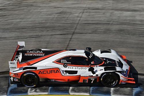 Long Beach IMSA: Acura edges Cadillac in final practice