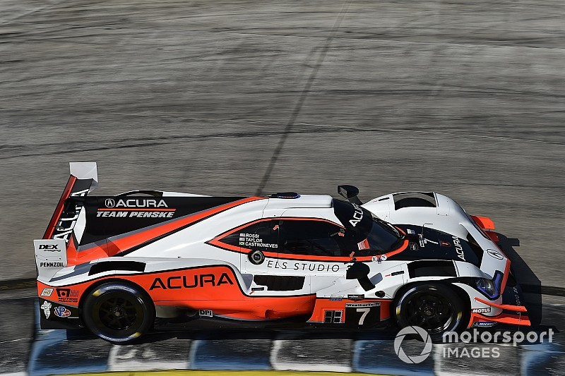 Long Beach IMSA: Acura edges Cadillac in final practice