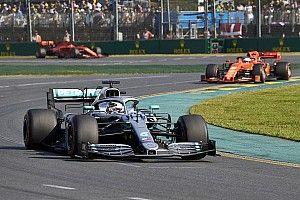 Mercedes продолжит изучать аэродинамику соперников, несмотря на победу в Австралии