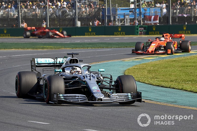 Wolff: Heavy Ferrari defeat likely down to wrong set-up