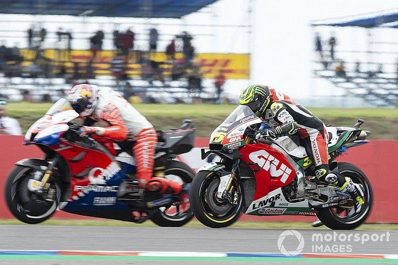 """Crutchlow: """"A Márquez o Rossi no los hubieran sancionado"""""""