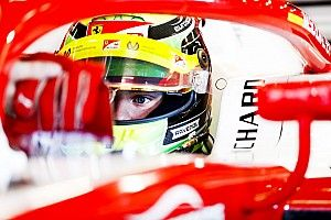Schumacher putting thoughts of Ferrari F1 debut aside