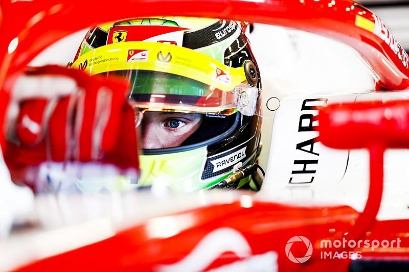 Mick Schumacher va tester la Ferrari à Bahreïn