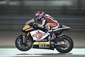 Test Moto2 Losail, Giorno 3: Lowes si conferma il più veloce, Marini solo nono