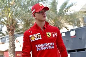 Michael Schumacher aurait été le manager de Mick, selon Weber