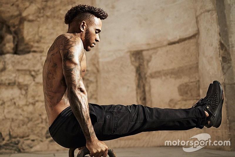 """El nuevo entrenamiento y dieta del Hamilton """"más fuerte"""""""