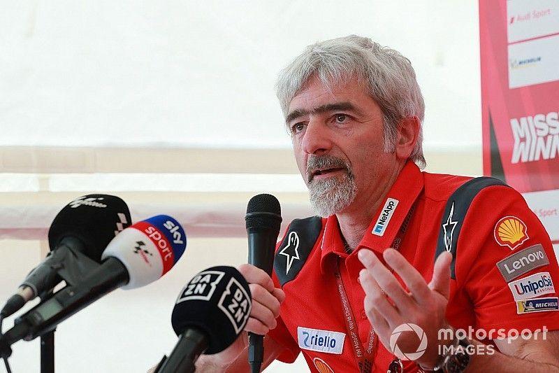 """Dall'Igna: """"Ser segundos ya no le vale ni a Ducati ni a Dovizioso"""""""