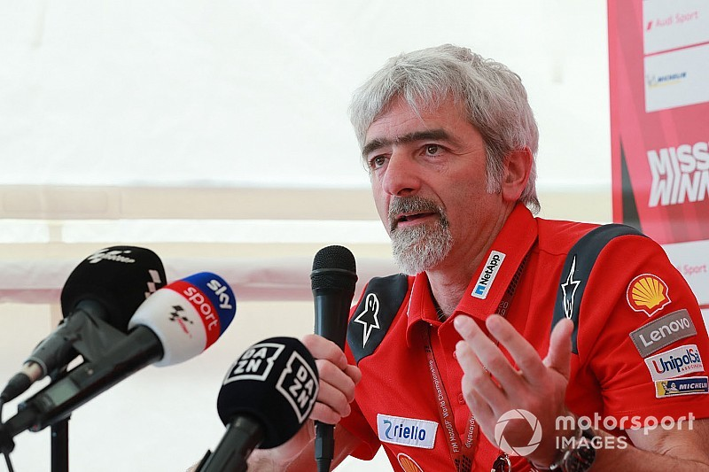 Ducati a dépensé 50% de son budget aéro pour la Cour d'appel