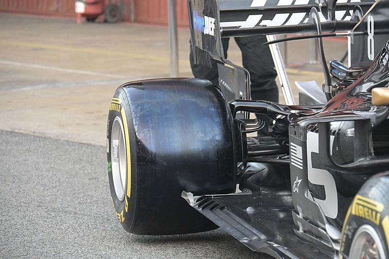 Pourquoi les pneus neufs de Pirelli sont désormais brillants