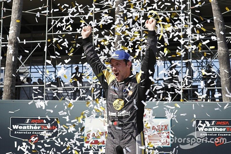 Long Beach IMSA: Action Express Cadillac verslaat Penske, Vanthoor wint in GTLM