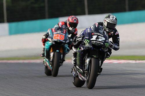 Два пилота на Yamaha стали лучшими в насыщенной падениями первой тренировке MotoGP в Ассене