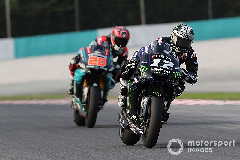 Quartararo, Viñales, Rossi: trois pilotes pour deux guidons?