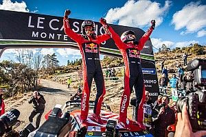 Monte Carlo WRC: Ogier beats Neuville in dramatic finish