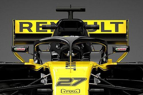 "تحليل تقني: سيارة رينو ""آر.اس19"""