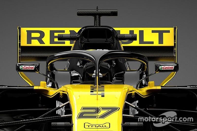 Videón és egészen közelről a Renault F1 Team új gépe: R.S.19