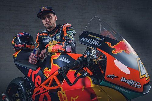 Binder espera que KTM cumpla su promesa y le deje probar la MotoGP