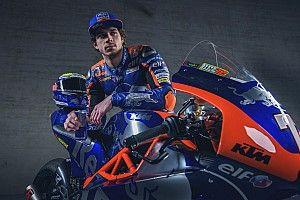 "Bezzecchi : ""J'ai reçu beaucoup de conseils de Rossi"""