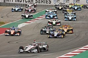 Rosenqvist welcomes IndyCar's COTA track limits approach