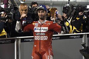Dovizioso tak mengira start kedua