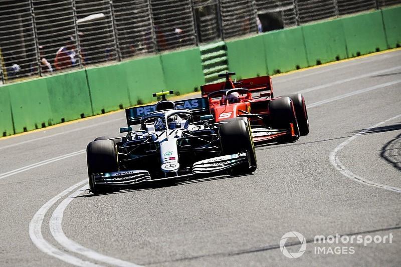 Феттель: Пока Mercedes в собственной лиге