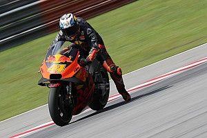 Pol Espargaró satisfait du rythme de course, moins sur un tour