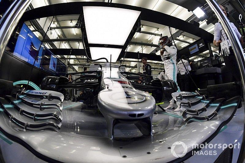 Ces évolutions qui ont aidé Mercedes à Bahreïn