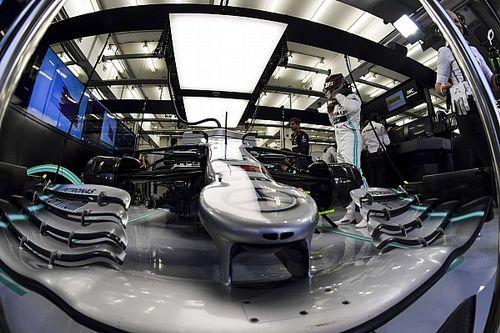 Tech verdict: The Bahrain tweaks that kept Mercedes in the game