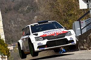 Cambia la classifica al 43° Rally 1000 Miglia, escluso Andrea Carella. Pinzano sale al quarto posto e vince in classe R5