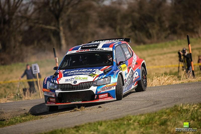 Rallye Tatry przełożony