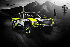 Button hará su debut en off-road en la Baja 1000