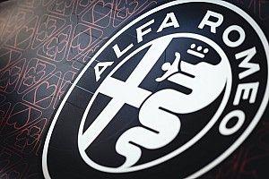 Alfa Romeo fait le teasing de sa nouvelle F1