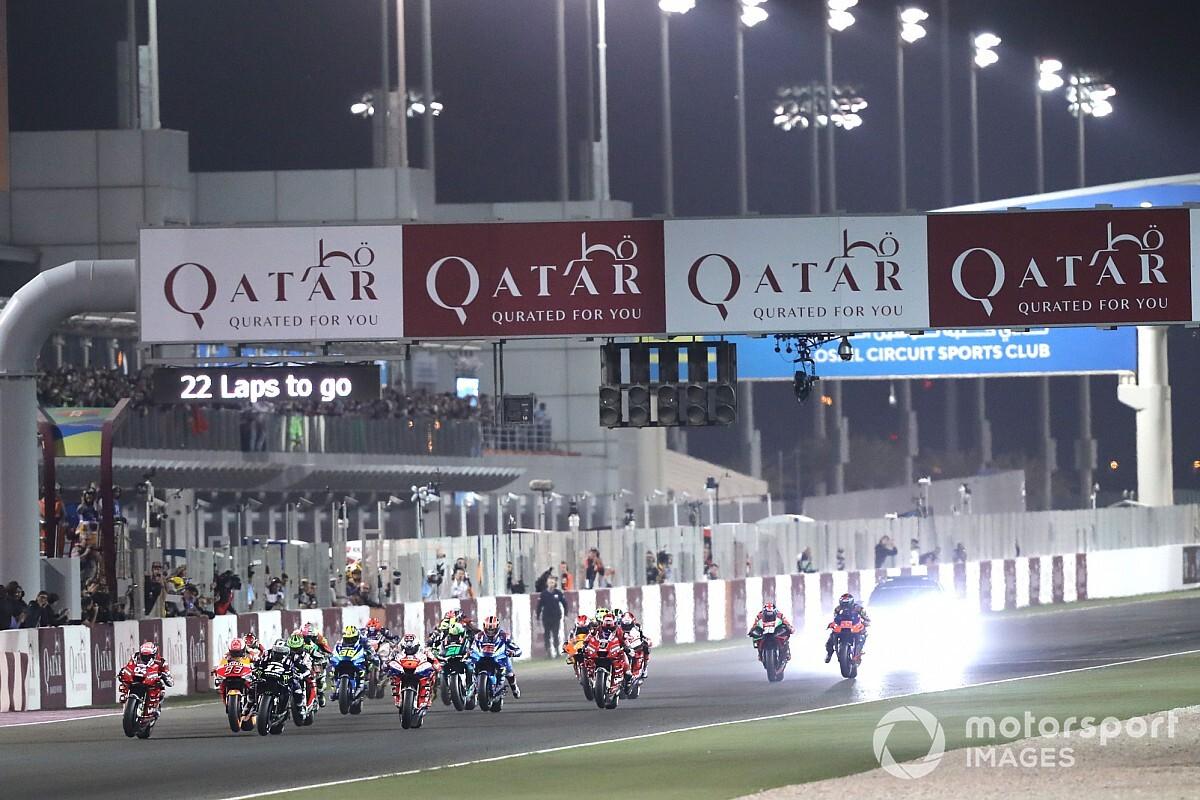 Tim-tim Bakal Diskusikan Jadwal Baru MotoGP Qatar