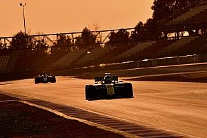 Así sería la parrilla virtual de la primera semana de test de F1 2019