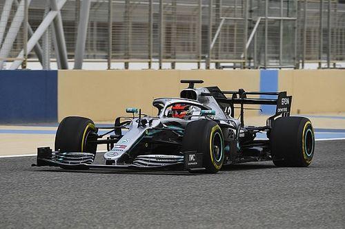 Bahreyn testleri 2. gün: Russell ve Mercedes testi zirvede tamamladı