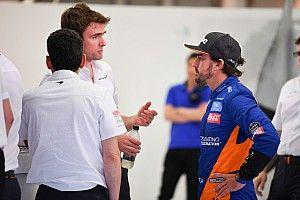 Seidl justifica su decisión de no volver a subir a Alonso al McLaren