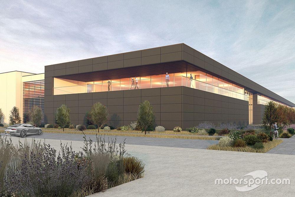 New Aston Martin F1 factory delayed until 2022