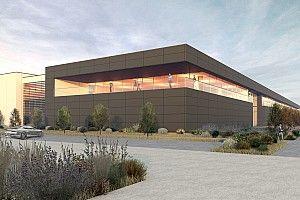 Aston Martin: una nueva 'súper fábrica' para tentar a Newey