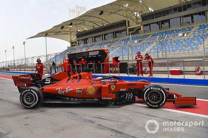 "Ferrari: F1 tiene una ""larga lista"" de pendientes para 2021"