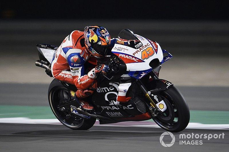 """Miller: """"Ducati nos usa a Petrucci y a mí para ver si la cosas funcionan para Dovizioso"""""""