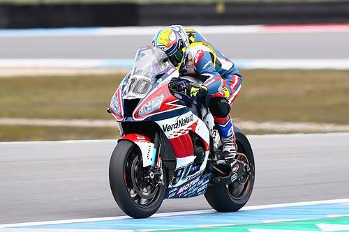 Barbera gets second WSBK chance at Imola