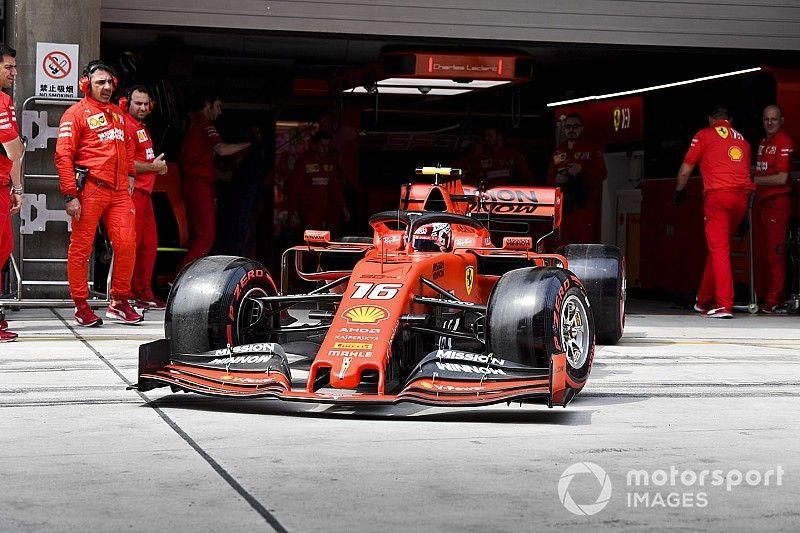 """Ferrari to debut """"first step"""" of 2019 car development in Baku"""