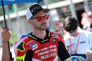 Malgré sa blessure, Camier vise un retour en Aragón