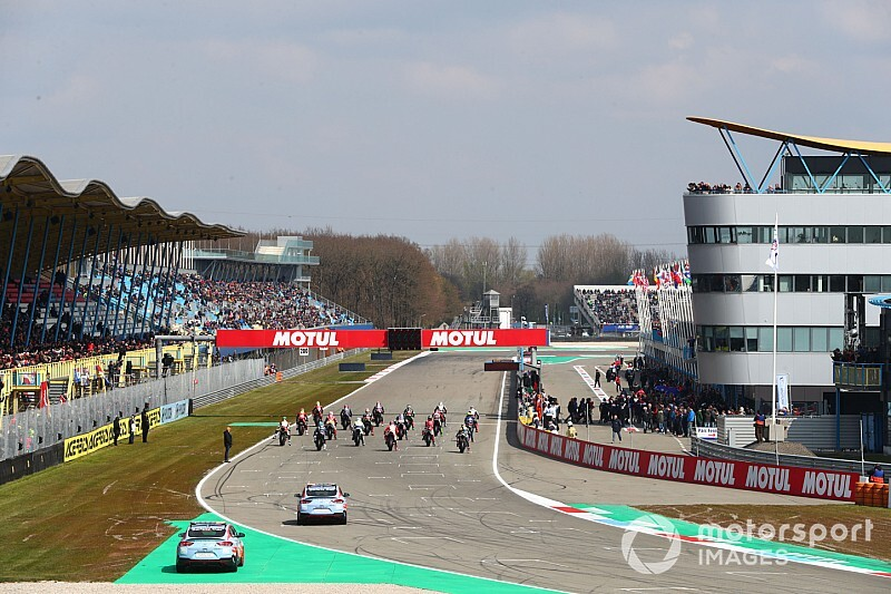 Assen World Superbike round postponed until August