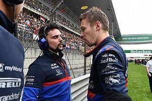Kvjat: El kell fogadnom a Red Bull döntését, de nincs problémám ezzel