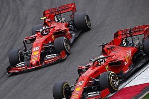 Феттель: Ferrari вступила у вирішальний період оновлення машини