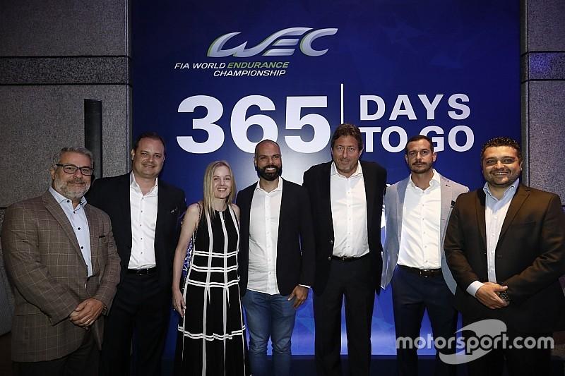 Com CEO do WEC e prefeito, evento marca um ano para 6 Horas de São Paulo